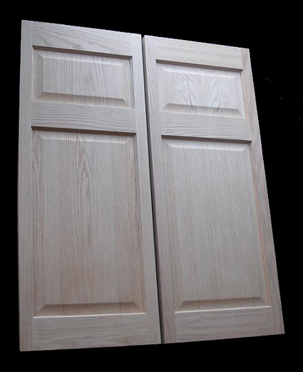 4 Panel Swinging Western Saloon Doors